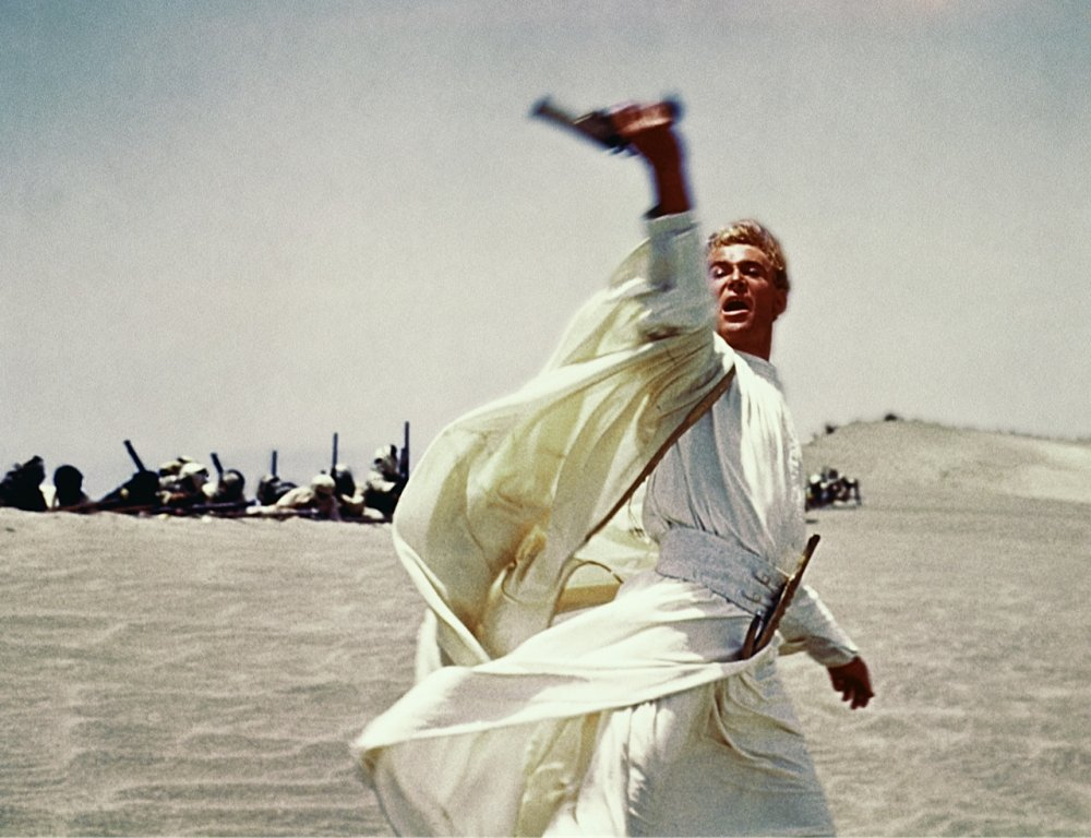 David Lean's in Lawrence of Arabia