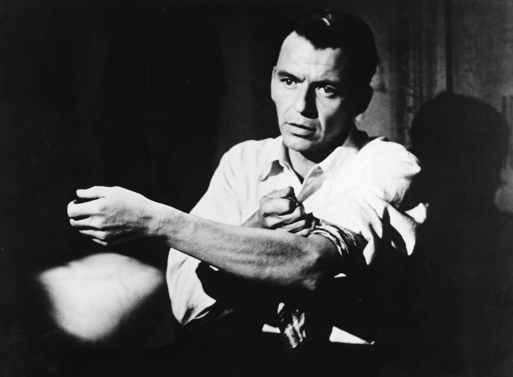 Frank Sinatra in Man with Golden Arm