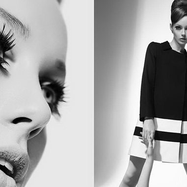 Woland Black and White fashion photography