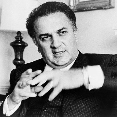 Federico Fellini 1965 Interview
